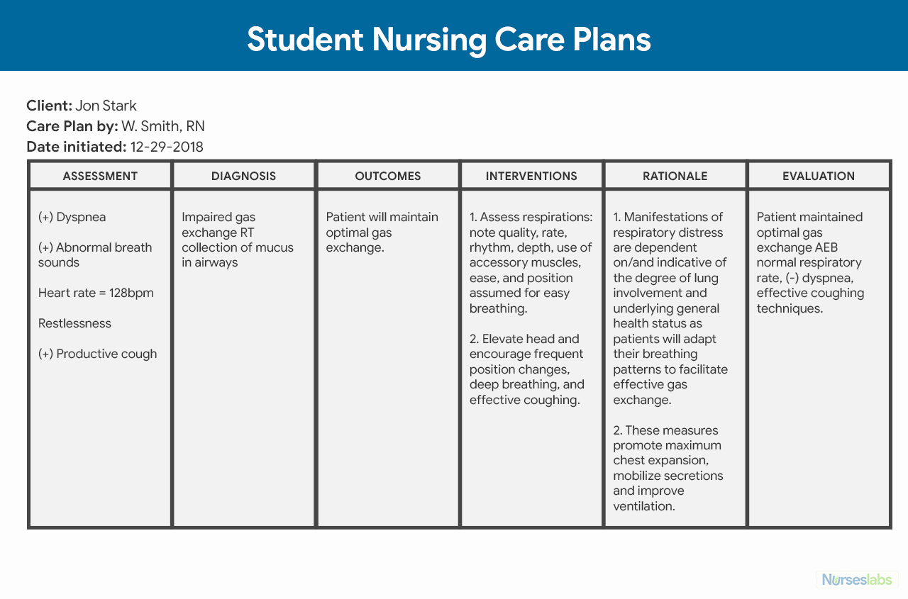 Nursing Patient Teaching Plan Sample Awesome Nursing Care Plan Ncp Ultimate Guide and Database