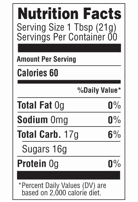 Nutrition Facts Label Template Best Of 6xc Modernist Home Cooking