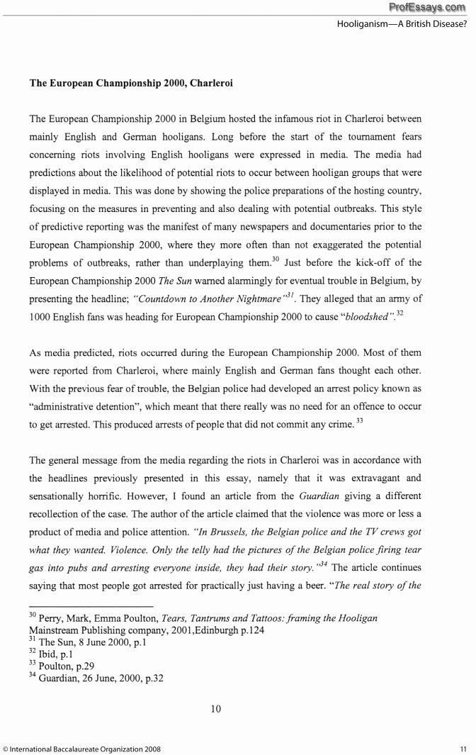 Observational Research Paper Examples Unique English Essays for Students