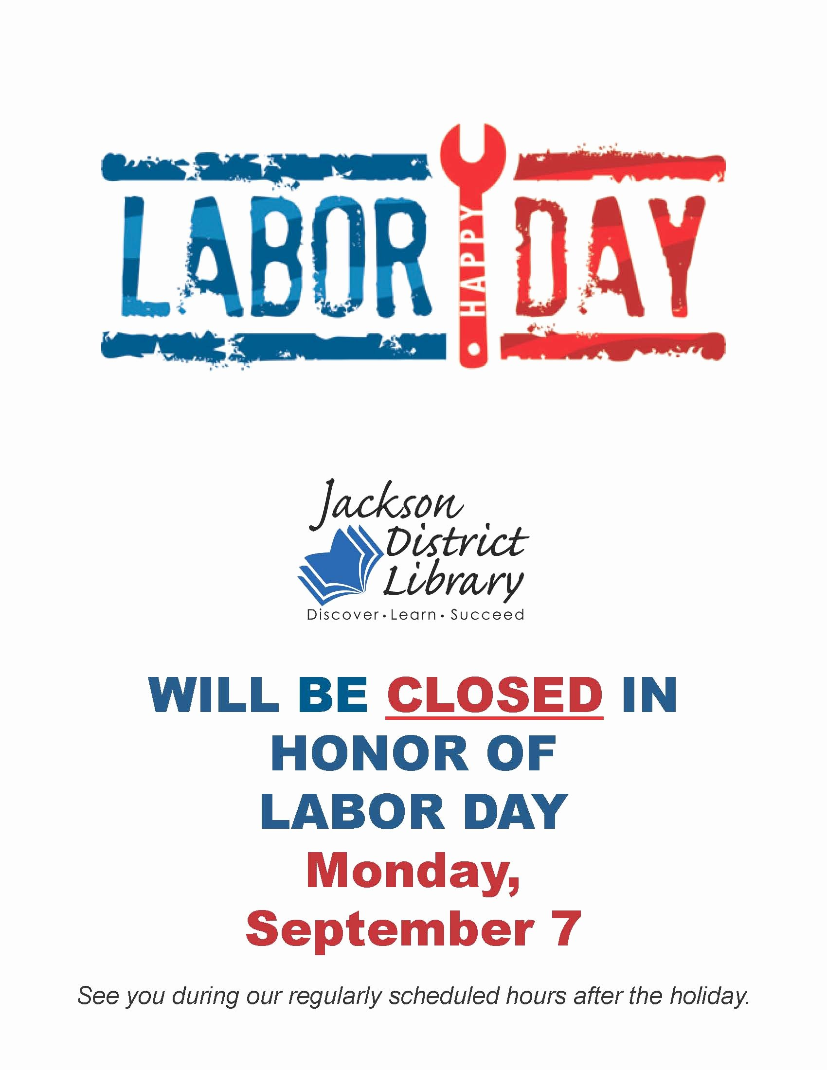 Office Closed Sign Template Awesome Office Closed Sign for Labor Day Driverlayer Search Engine
