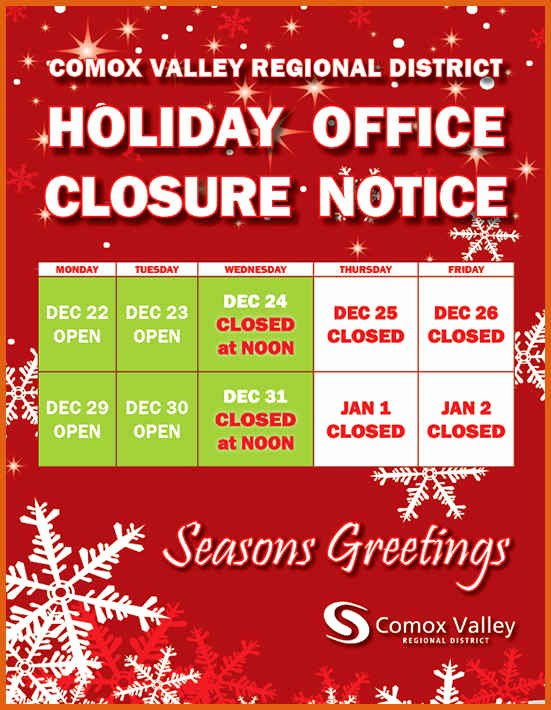Office Closed Sign Template Elegant Holiday Hours Sign Template Free