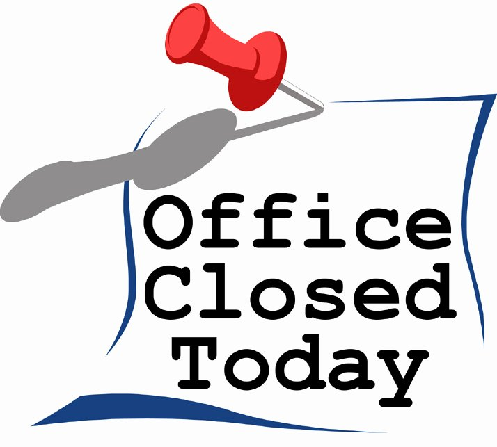 Office Closed Sign Template Lovely First United Methodist Church Knoxville Iowa April 2012
