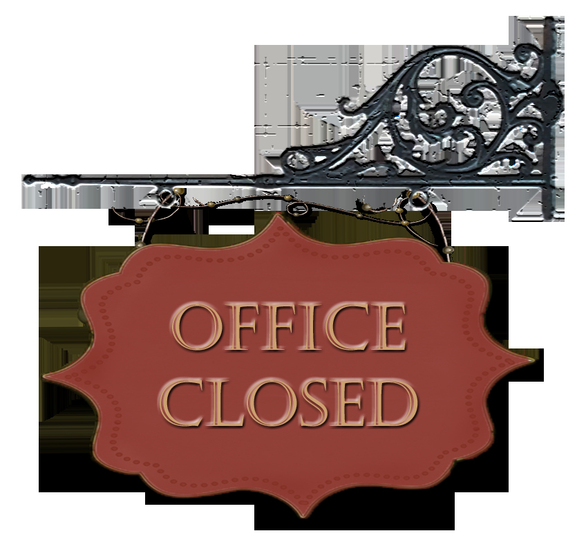Office Closed Sign Template Unique Wel E to St Clare S