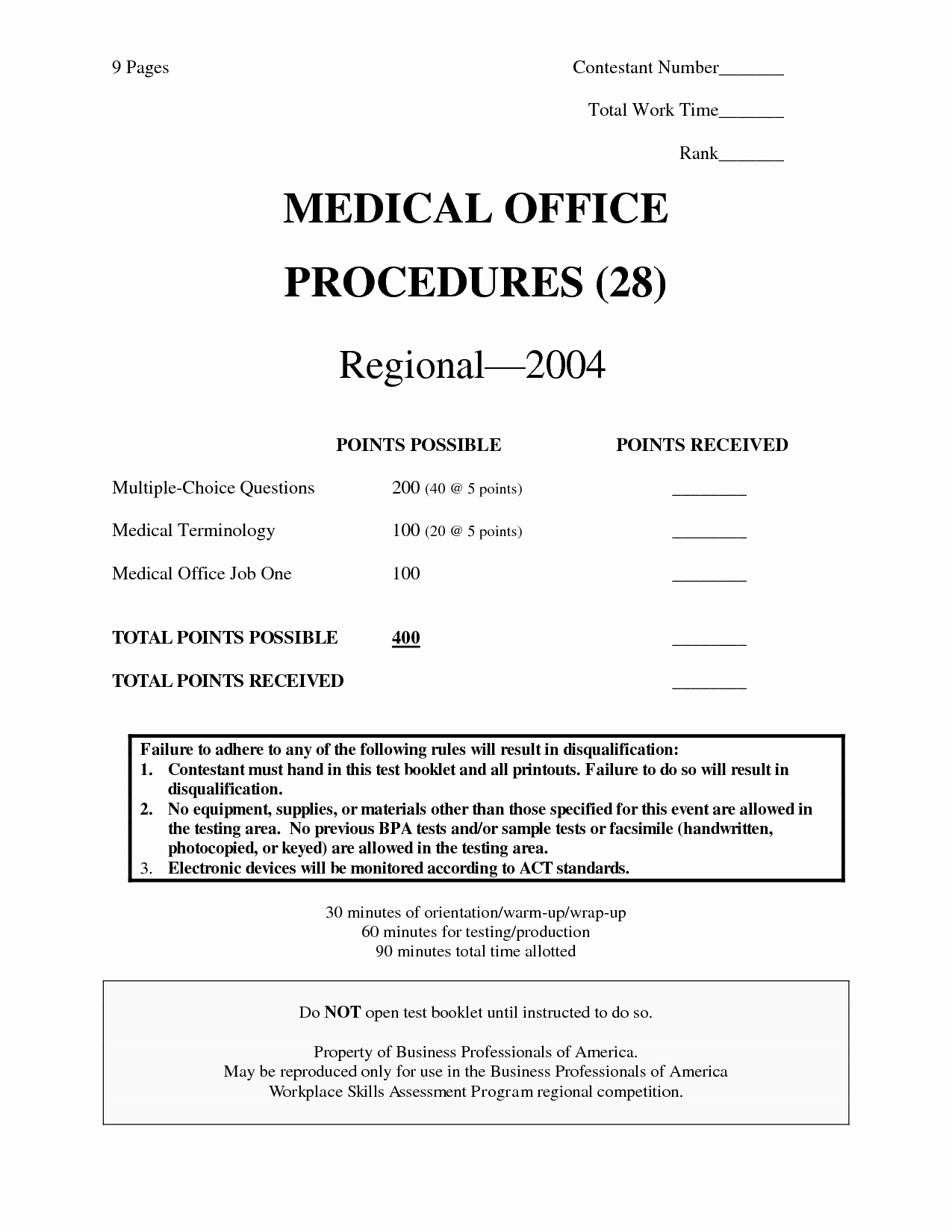 Office Procedures Manual Template New 27 Of Template Fice Procedures