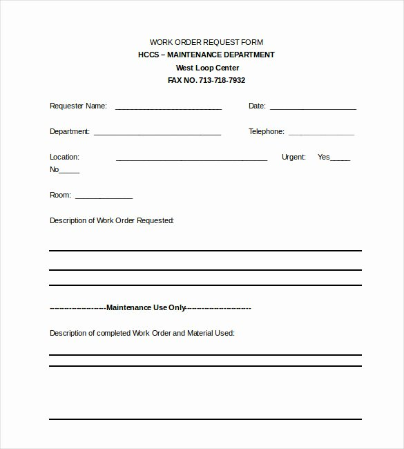Order Request form Lovely order Template – 20 Free Word Excel Pdf Documents