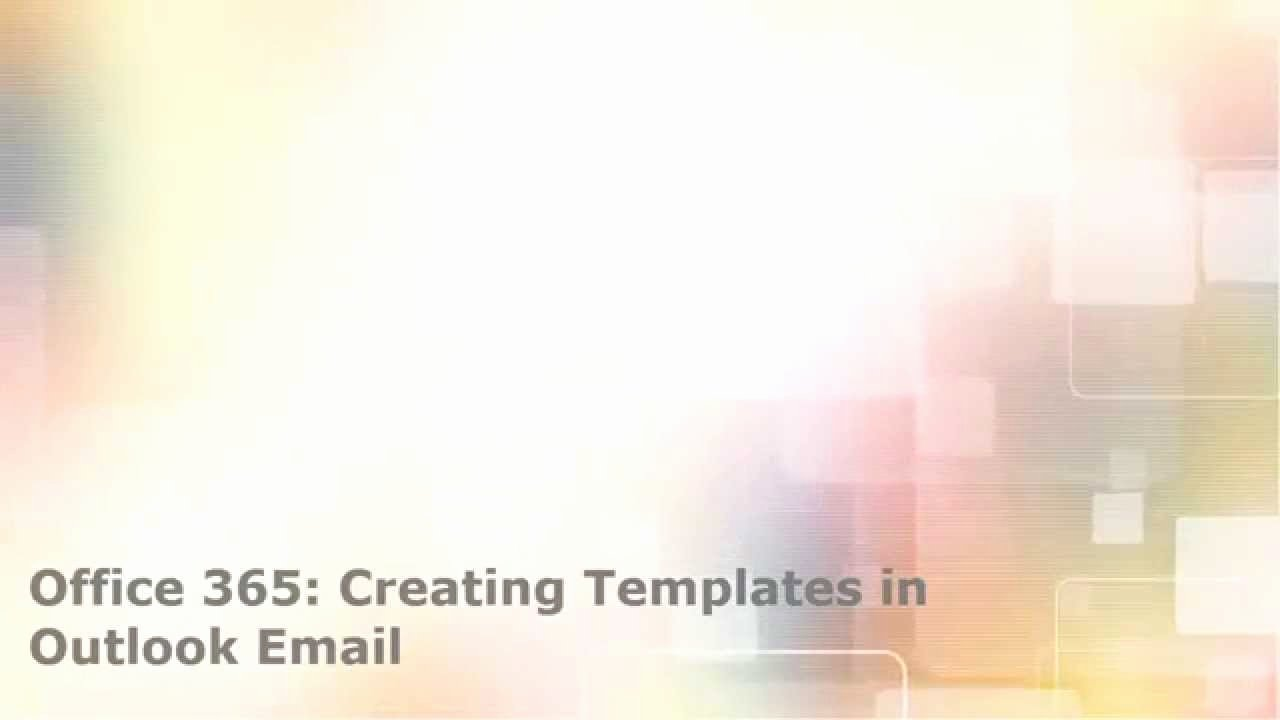 Outlook Stationery Templates Free Download Elegant Fice 365 Creating A Template for Outlook Email