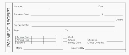 Paid In Full Receipt Template Best Of 40 Priceless Printable Receipts for Payment