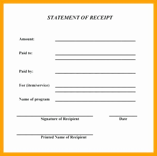 Paid In Full Receipt Template Best Of In Full Payments Receipts Templates