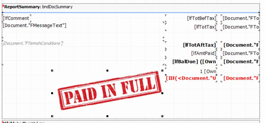 Paid In Full Receipt Template Luxury Paid In Full Invoice Rusinfobiz