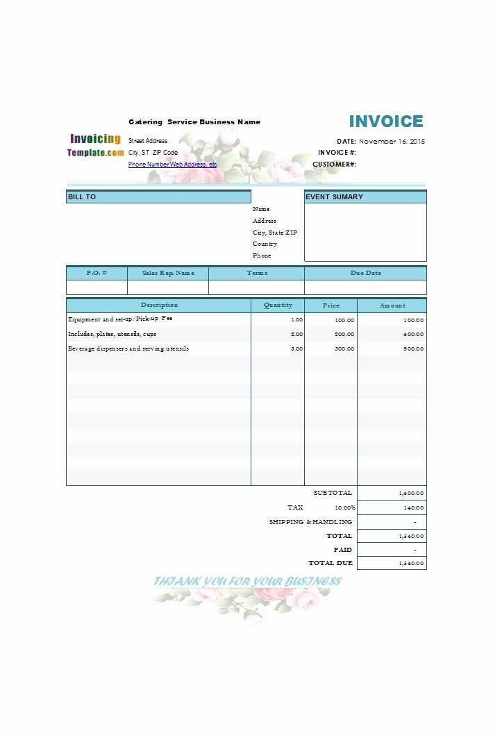 Paid In Full Receipt Template New Paid In Full Template