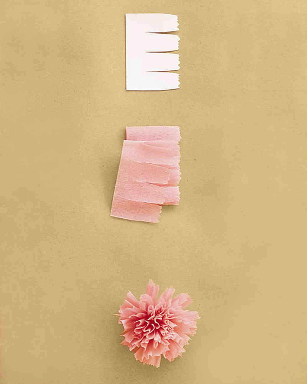 Paper Rose Template Martha Stewart Lovely How to Make Crepe Paper Flowers