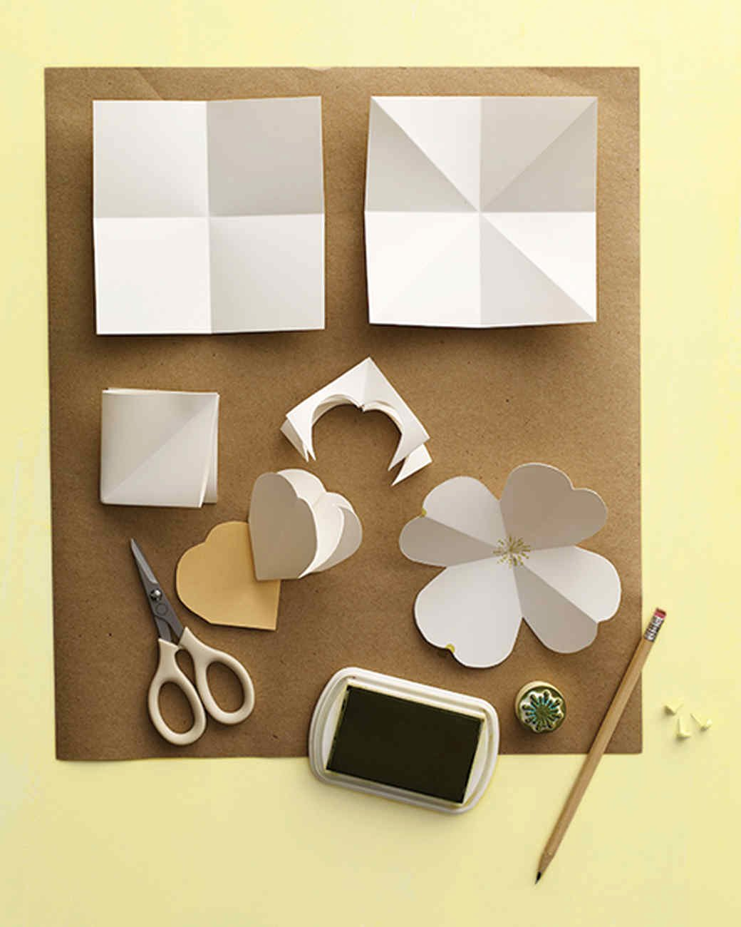 Paper Rose Template Martha Stewart Unique Paper Dogwood Flowers & Video