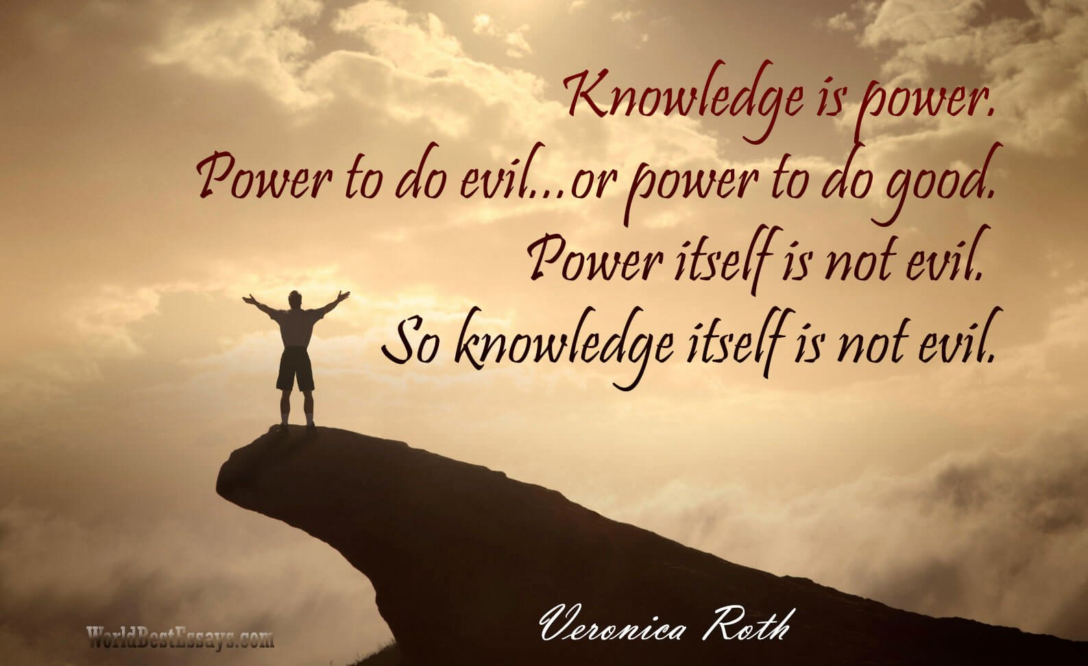 Paragraph On Knowledge is Power Fresh Veronica Roth Quote About Knowledge