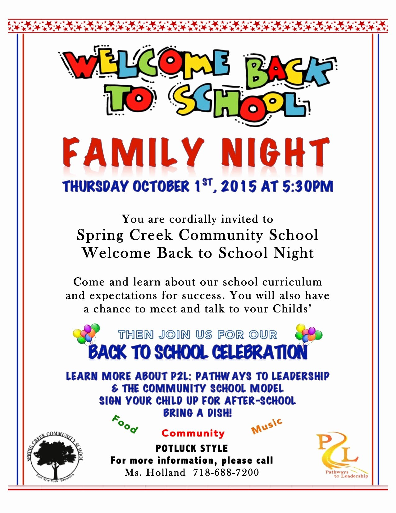 Parents Night Out Flyer Template Fresh Family Science Night Flyer Template Driverlayer Search