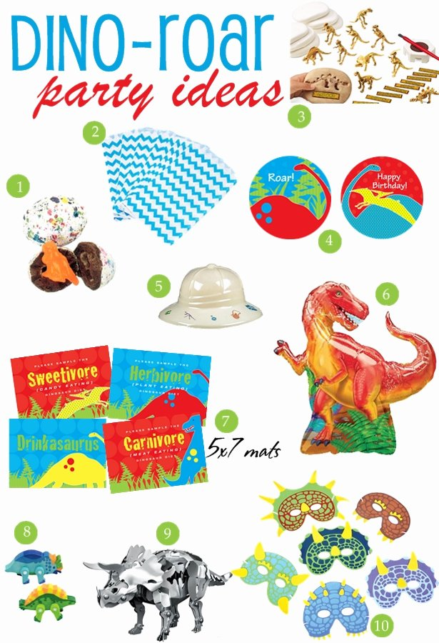 Party City Dinosaur Party Elegant Dinosaur Birthday Party Ideas • the Celebration Shoppe