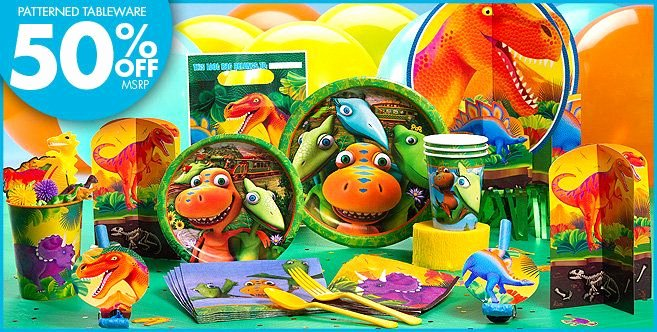 Party City Dinosaur Party Fresh Dinosaur Train Party Supplies Dinosaur Train Birthday