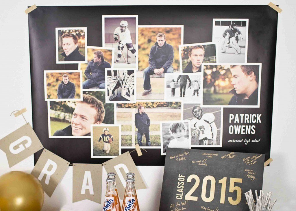 Party Poster Ideas Beautiful 20 Diy Graduation Ideas Tatertots and Jello