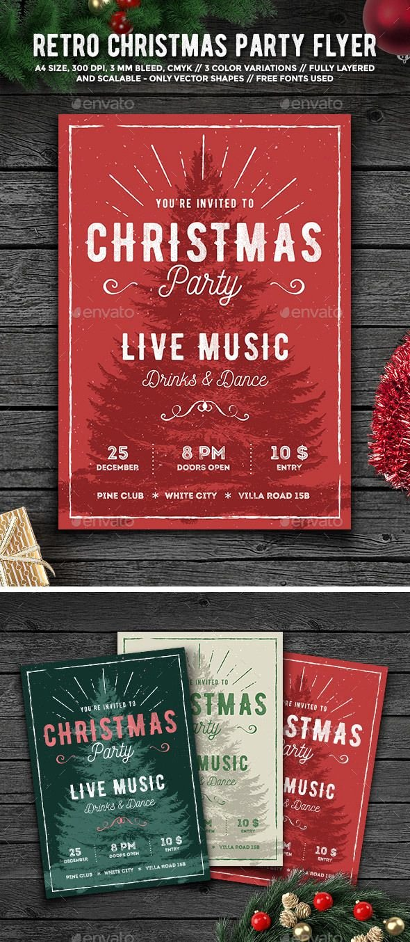 Party Poster Ideas Inspirational 1000 Ideas About Christmas Graphic Design On Pinterest