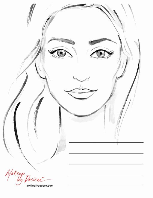 Patient Face Sheet Template Luxury 234 Best Images About Face Charts On Pinterest