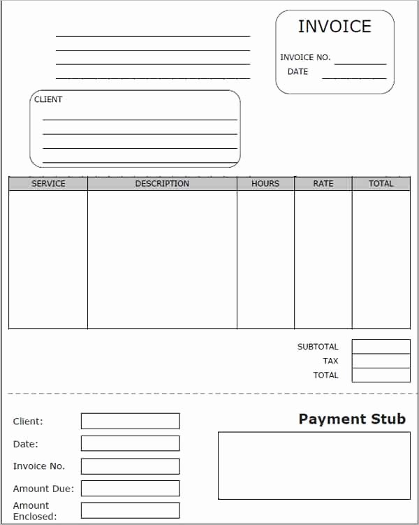 Pay Stub Template Word Lovely 62 Free Pay Stub Templates Downloads Word Excel Pdf Doc