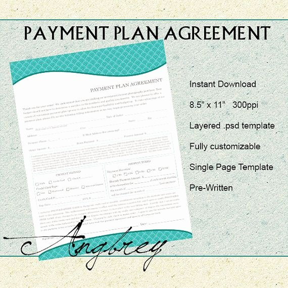 Payment Plan form Awesome 24 Best Images About Rental Property On Pinterest