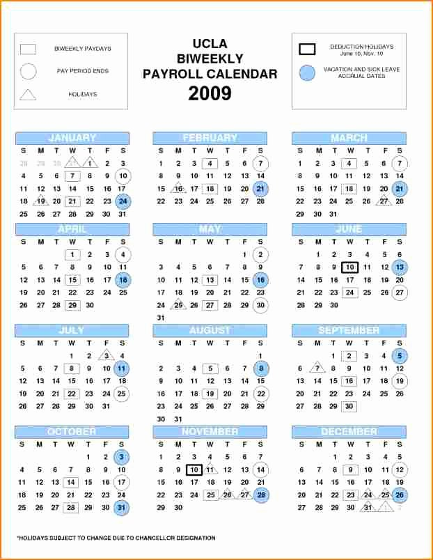 Payroll Calendar Template Best Of 12 Payroll Calendar 2016 Template