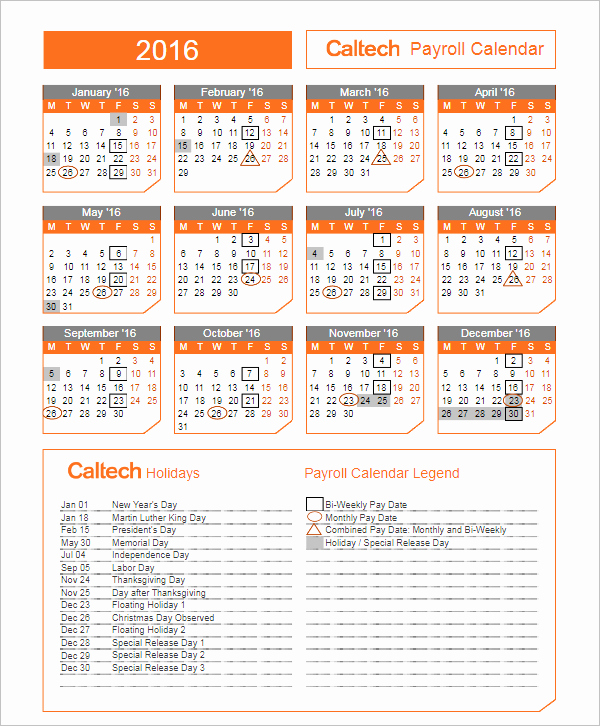 Payroll Calendar Template Luxury 28 Payroll Templates Free Excel Pdf Word formats