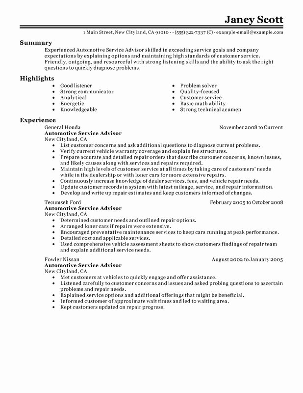 Performance Summary Example Elegant Performance Summary Examples F Resume
