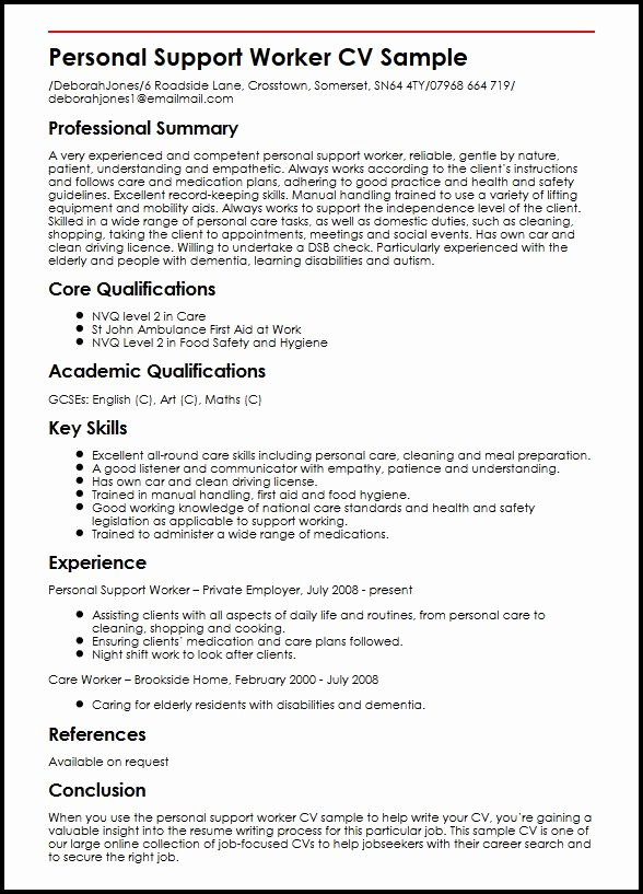Personal Background Essay Examples Inspirational Resume Personal Background Information Sample