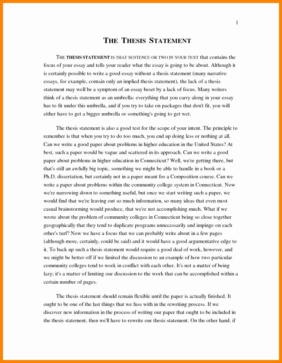 Personal Narrative Examples College Best Of Personal Narrative Examples