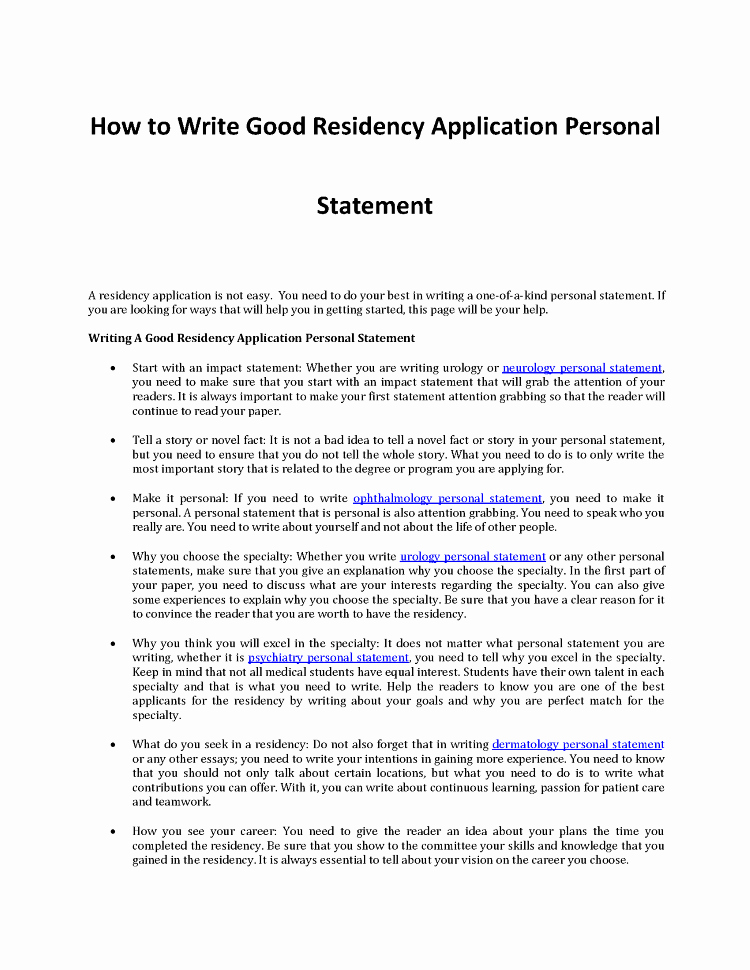 Personal Statement About Yourself Example Awesome How to Start A Personal Statement About Yourself
