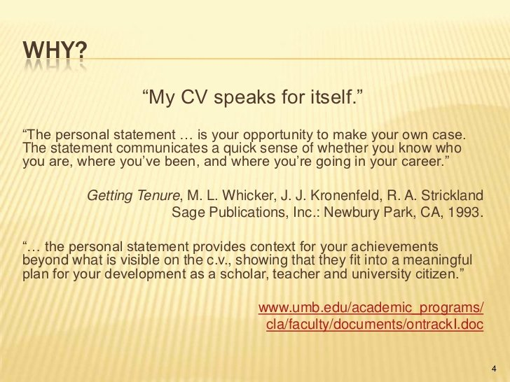 Personal Statement About Yourself Example Unique Personal Statement About Yourself Sample