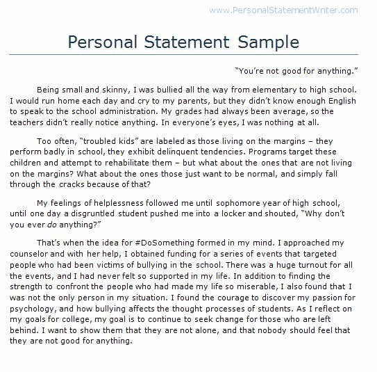 Personal Statement Template for College Awesome 100 Best Personal Statement Images On Pinterest