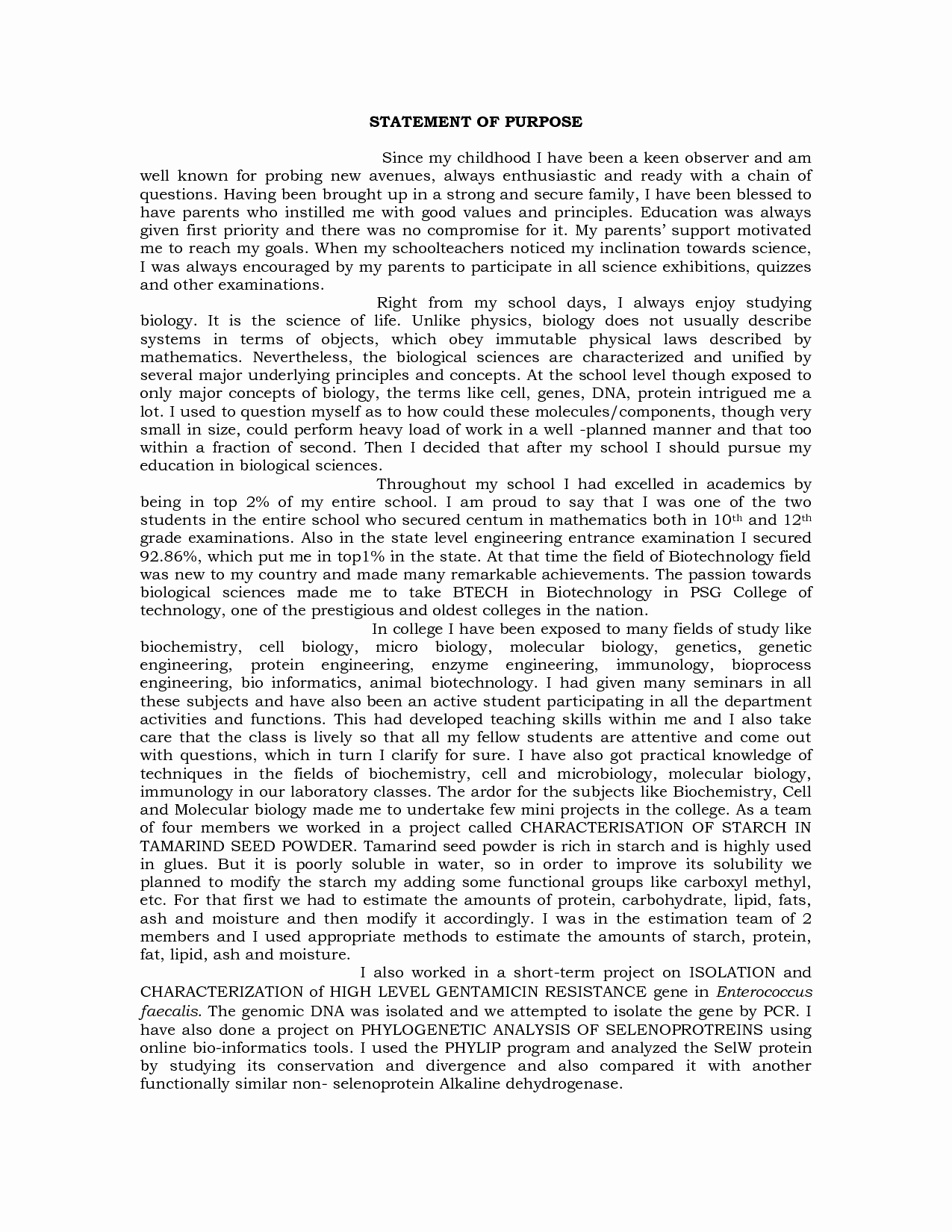 Personal Statement Template for College Best Of Personal Statement Sample for Applying Scholarship Buy