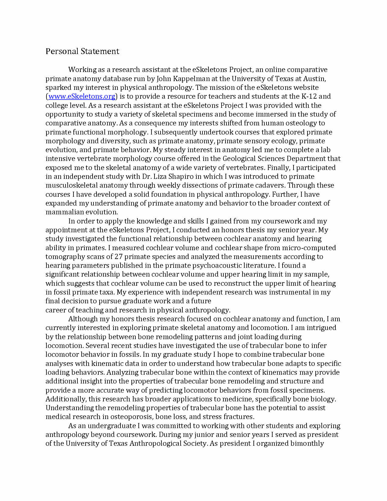 Personal Statement Template for College Fresh Best Essay Contributors Invited to Leaders forum 2015