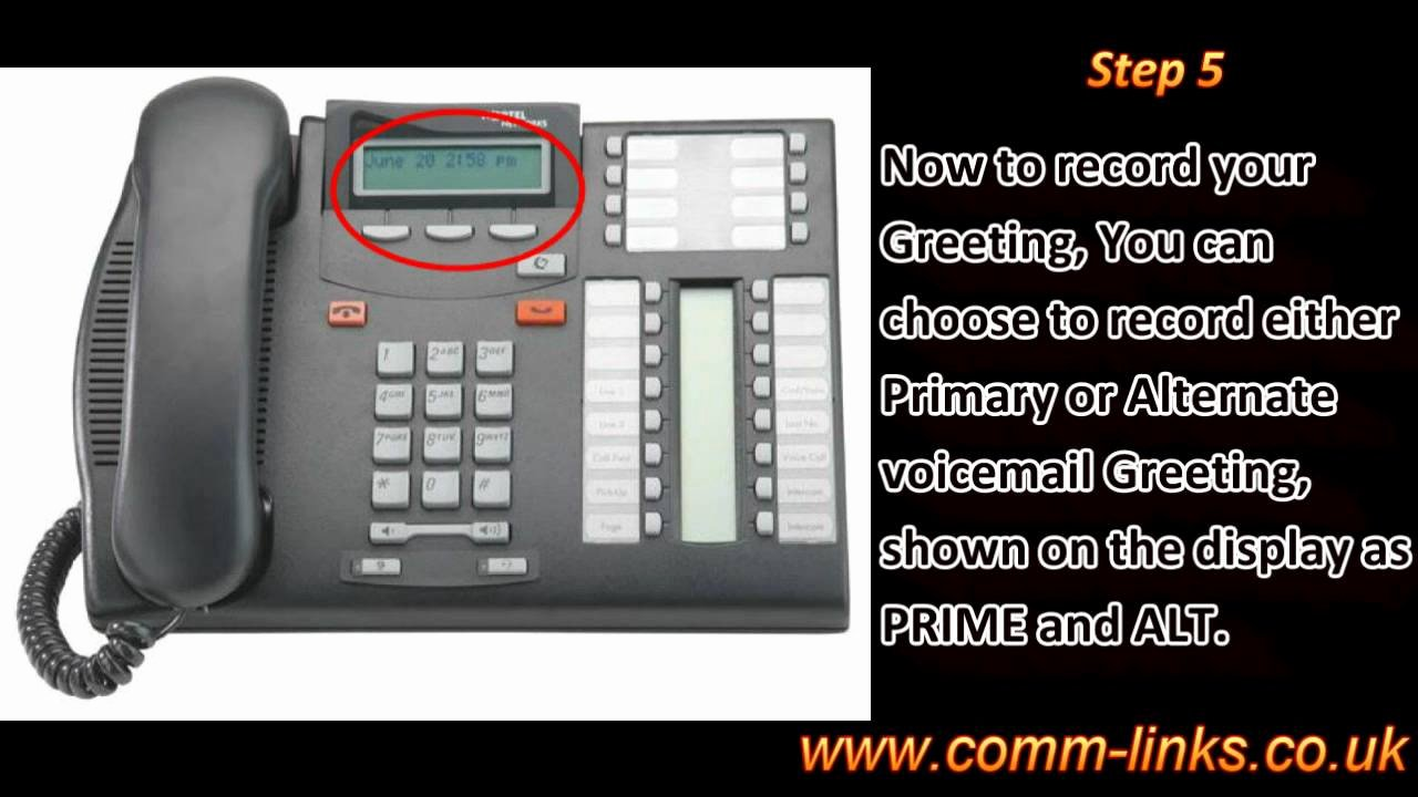 Personal Voicemail Messages Examples Awesome How to Record Your Personal Voicemail Greetings On A