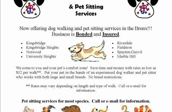 Pet Sitting Flyer Template Luxury How to Set Boundaries with Demanding Customers aspyrre