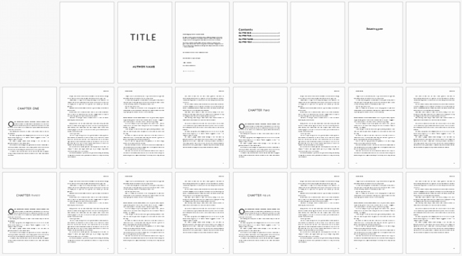 Photo Directory Template Word Inspirational General Book Templates – Download Book formats for Word