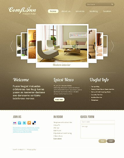 Photo Gallery Template HTML5 Fresh 100 Creative Examples Of Sliders & Galleries In Web Design