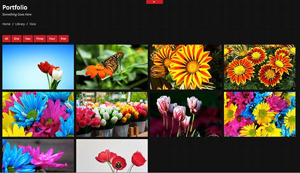 Photo Gallery Template HTML5 New Free Colorsy HTML5 Website Template Creative Beacon