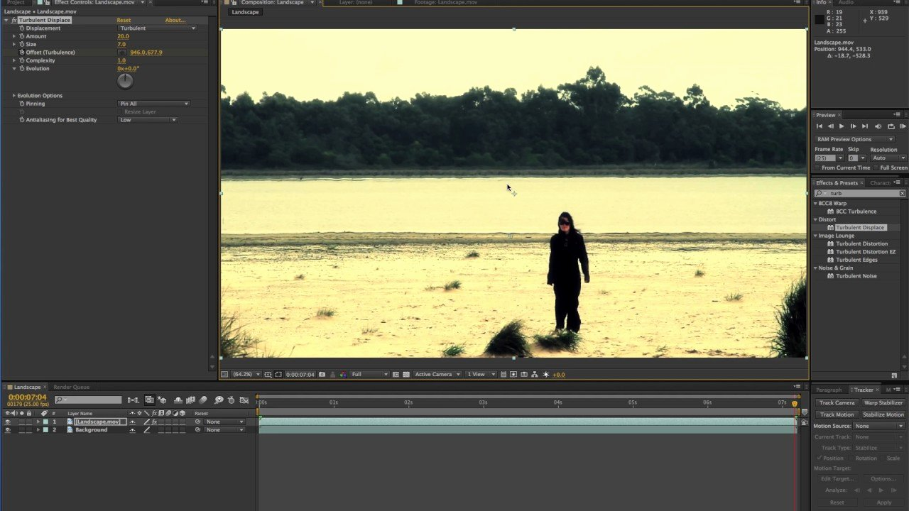 Photo Mosaic after Effects Fresh Generate A Realistic Heat Haze In after Effects Cs6