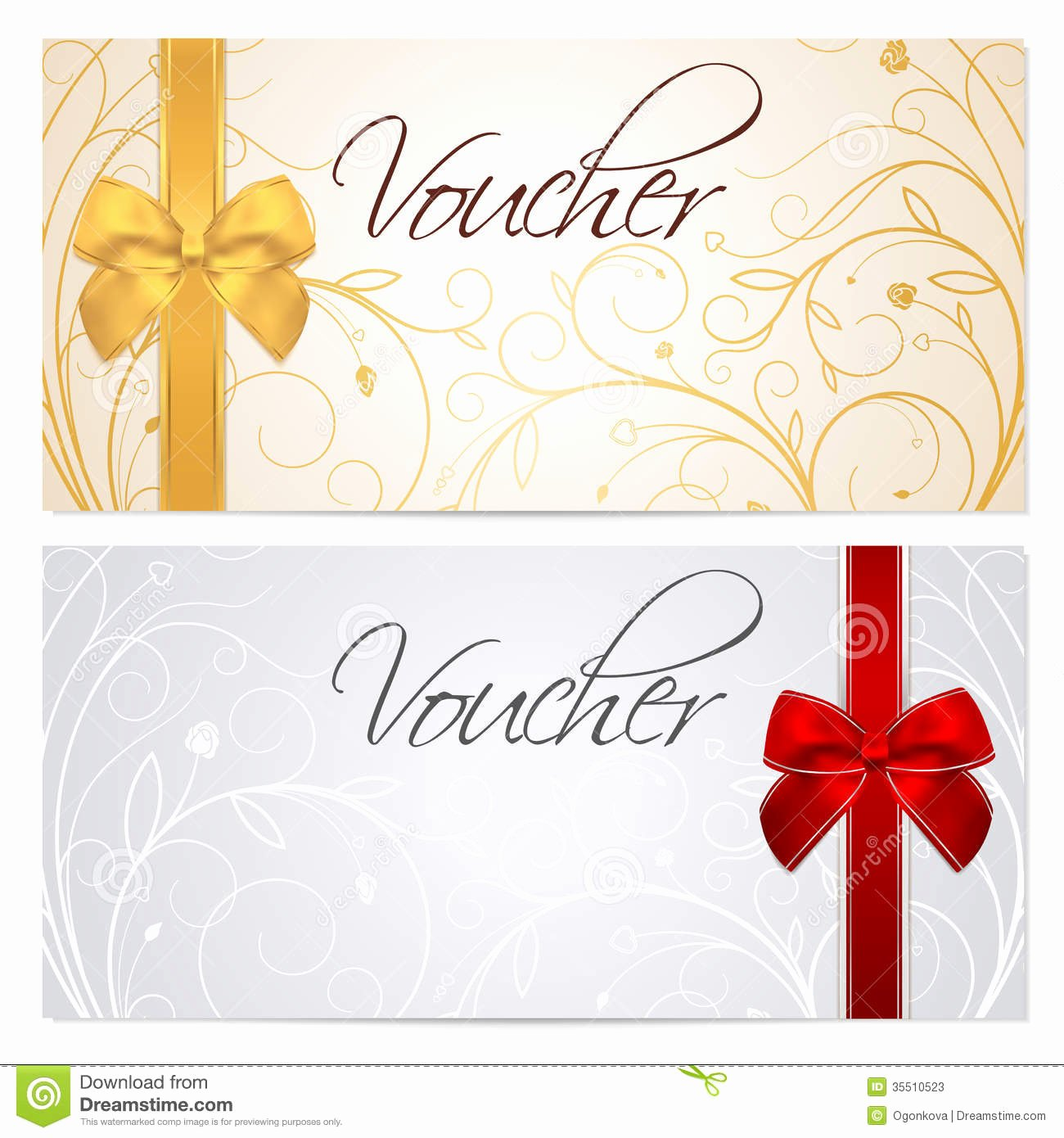 Photography Coupon Template Lovely Voucher Gift Certificate Coupon Template Red B Stock