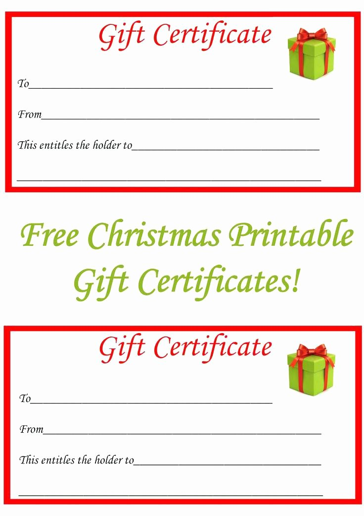 Photography Coupon Template Luxury Printable Mage Gift Certificates Templates Free Gift Ftempo