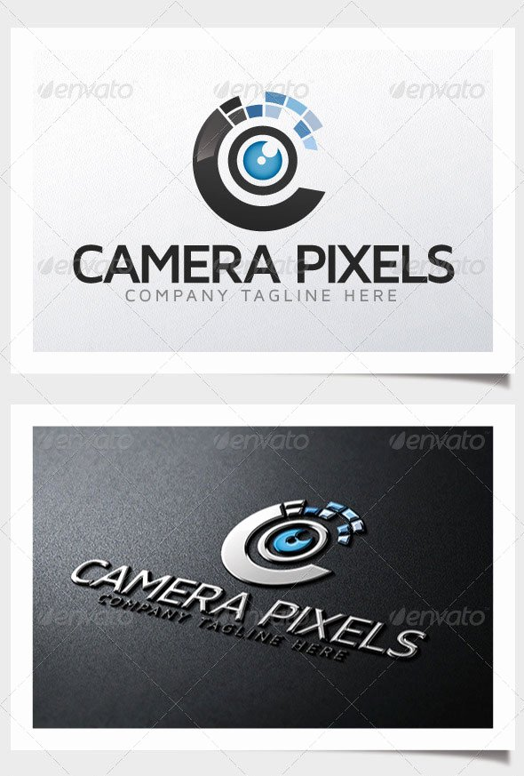 Photography Logo Design Templates Elegant 25 Best Psd & Ai Graphy Logo Templates