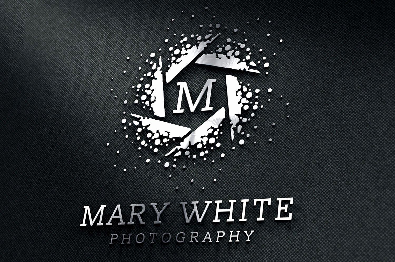 Photography Logo Design Templates Fresh Modern Grapher Logo Logo Templates Creative Market