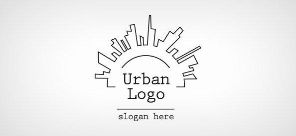 Photography Logo Design Templates Inspirational Urban Logo Template Free Logo Design Templates