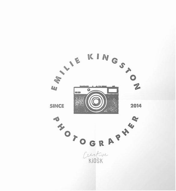Photography Logo Design Templates New 34 Graphy Logos Free Psd Ai Vector Eps format