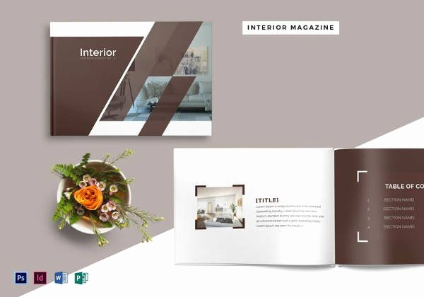 Photoshop Magazine Template Luxury 36 Magazine Cover Template Free Sample Example format