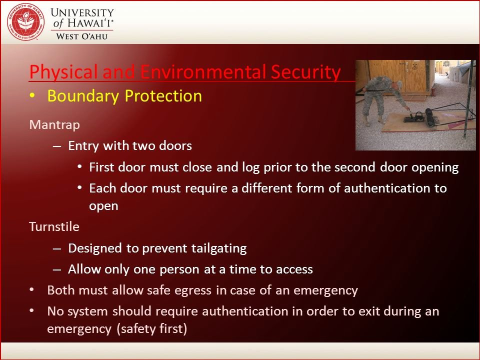 Physical Security Inspection Checklist Luxury isa 400 Management Information Security Ppt