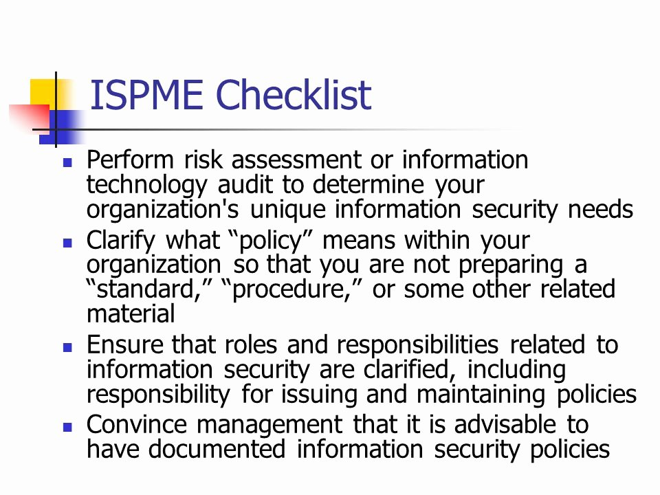 Physical Security Survey Checklist Beautiful Security Audit Information Security Audit Questionnaire